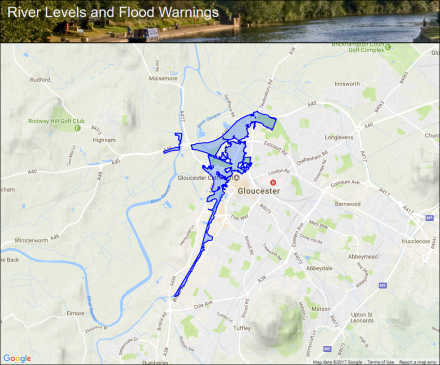 River Severn At Gloucester Flood Alerts And Warnings The Uk