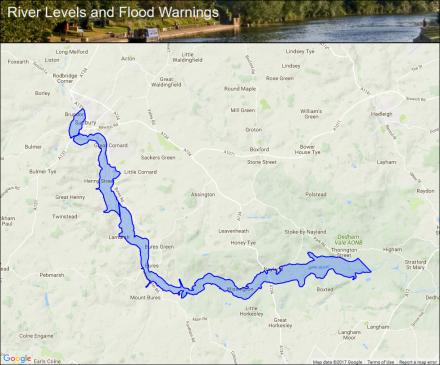 essex flood map